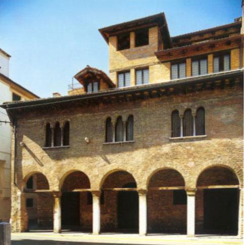 Le tre venezie treviso antiche vie - Porta carlo alberto treviso ...